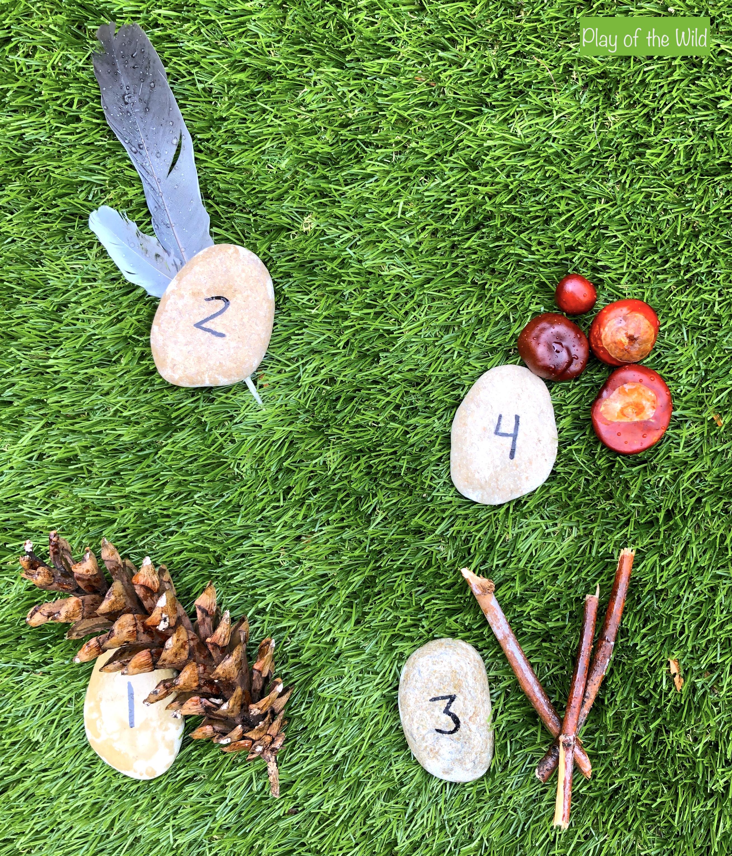 Outdoor Maths Activities EYFS – Outdoor Maths Ideas – Play of the Wild